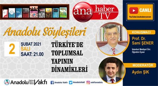 Türkiye'de Toplumsal Yapının Dinamikleri